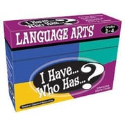Teacher Created Resources TCR7816 Language Arts Game, Grade 3 - 4