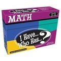Teacher Created Resources® I Have, Who Has Math Game, Grades 3rd - 4th