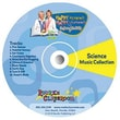 Rourke Publishing Happy Reading/Learning Sing Along Audio CD Set, Science