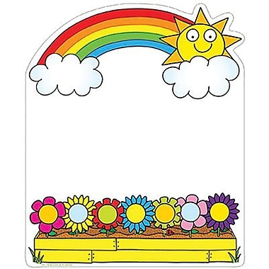Teacher's Friend® Flower Garden Notepad