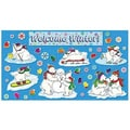 Teacher's Friend® Bulletin Board Set, Polar Bears At Play
