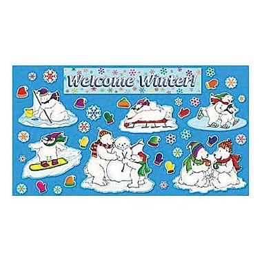 Teacher's Friend® Bulletin Board Set, Polar Bears At Play