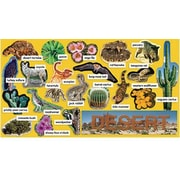 Teacher's Friend® Bulletin Board Set, Desert Plants and Animals