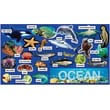 Teacher's Friend® Bulletin Board Set, Ocean Plants and Animals