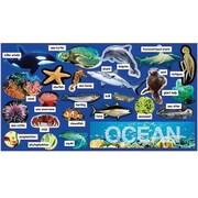 Teacher's Friend® Bulletin Board Set, Ocean Plants and Animals