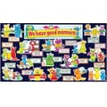 Teacher's Friend® Bulletin Board Set, Good Manners Monsters