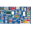 Teacher's Friend® Bulletin Board Set, Classroom Photos and Labels