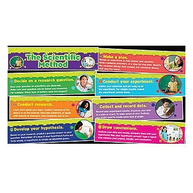 Teacher's Friend® Bulletin Board Set, Scientific Method