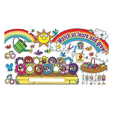 Teacher's Friend® Bulletin Board Set, Our Class In Bloom