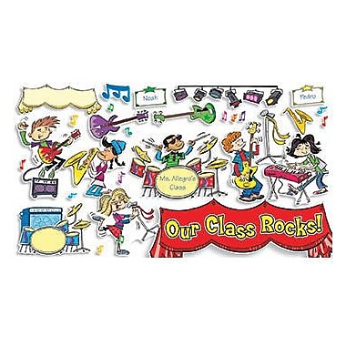 Teacher's Friend® Bulletin Board Set, School Rocks