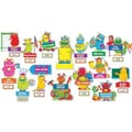 Teacher's Friend® Bulletin Board Set, Monsters At Work
