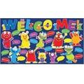 Teacher's Friend® Bulletin Board Set, Monsters Welcome