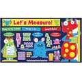 Teacher's Friend® Bulletin Board Set, Monsters Measurement