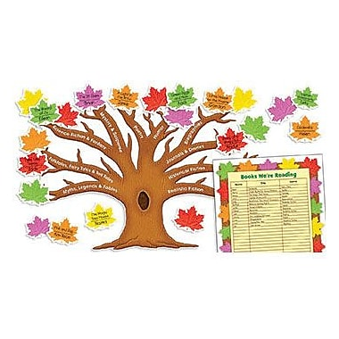 Teacher's Friend® Bulletin Board Set, Reading Genres Tree