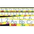 Teacher's Friend® Bulletin Board Set, Monsters Alphabet and Numbers 0-30