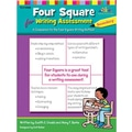Milliken & Lorenz Educational Press® Four Square For Writing Assessment Secondary Book