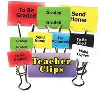 Classroom Clips, Hooks & Mats