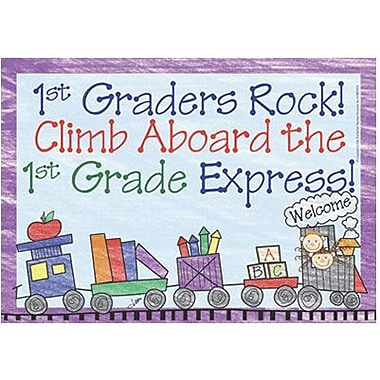 Top Notch Teacher Products® First Graders Rock Postcard