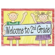 Top Notch Teacher Products® Welcome To Second Grades Postcard