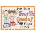 Top Notch Teacher Products® Join Us In Fourth Grades Postcard