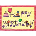 Top Notch Teacher Products® Happy Birthday Postcard