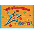 Top Notch Teacher Products® Welcome To Third Grades Postcard