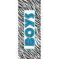 Top Notch Teacher Products® Hall Pass, Boys Zebra
