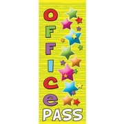 Top Notch Teacher Products® Hall Pass, Office