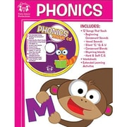Twin Sisters® Phonics Workbook and CD