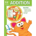 Twin Sisters® Addition Workbook and CD