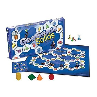 WCA GeoGems Solids Game, Grades 4th+