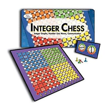 WCA Integer Chess Game, Grades 3rd+