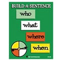 WCA Build a Sentence Game, Grades 1st - 5th