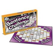 WCA Sentence Challenge Game