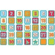 Creative Teaching Press™ Calendar Days, Dots On Turquoise