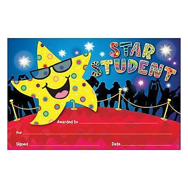 Creative Teaching Press™ Star Student Award