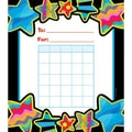 Creative Teaching Press™ Incentive Chart, Poppin' Patterns® Stars Student