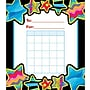 Creative Teaching Press™ Incentive Chart, Poppin' Patterns® Stars