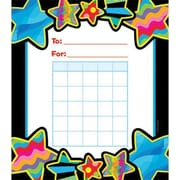 Creative Teaching Press™ Incentive Chart, Poppin Patterns® Stars Student