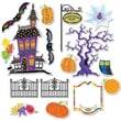 Creative Teaching Press™ Poppin Patterns® Bulletin Board Set, Spooktacular