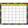 Creative Teaching Press™ Calendar Chart, Rainbow Stripes