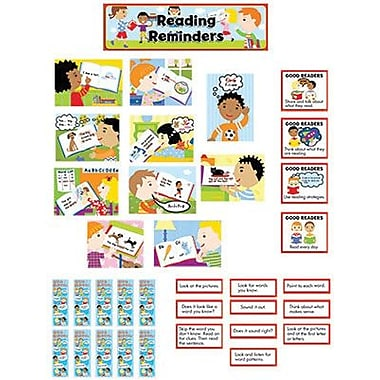 Creative Teaching Press™ Mini Bulletin Board Set, Reading Reminders