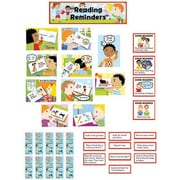 Creative Teaching Press Mini Bulletin Board Set, Reading Reminders