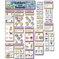 Creative Teaching Press™ Mini Bulletin Board Set, Letters and Sounds