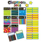 Creative Teaching Press Mini Bulletin Board Set, Classroom Jobs, Grades Toddler-3rd