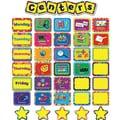 Creative Teaching Press™ Poppin Patterns® Mini Bulletin Board Set, Centers