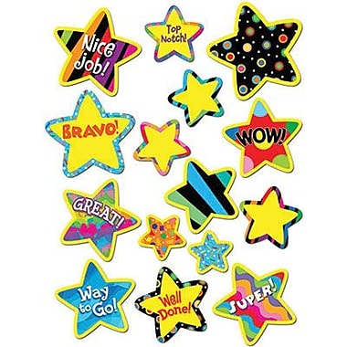 Creative Teaching Press™ Poppin' Patterns® Stickers, Bright Star