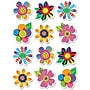 Creative Teaching Press Poppin Patterns Stickers, Spring Flowers