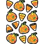 Creative Teaching Press Stickers, Pumpkins And Candy Corn
