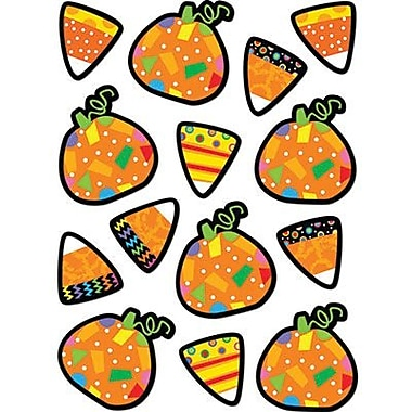 Creative Teaching Press™ Stickers, Pumpkins and Candy Corn